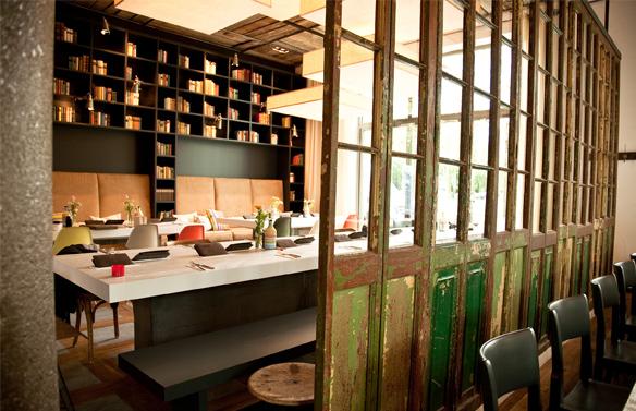 Leckelt architekten for Gastronomie innenarchitektur